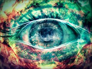 Psychedelic Eye - Image