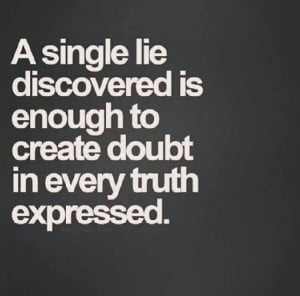 HATE liars! I love trusting why are you making this so hard? Xl