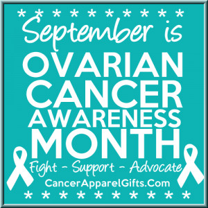September Cancer Awareness Month Recognition