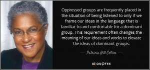 Patricia Hill Collins Quotes
