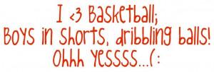 www pics22 com i love basketball basketball quote img img url