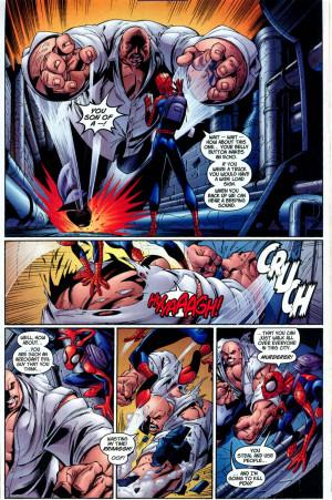 Thread: Halrious Spiderman quotes.