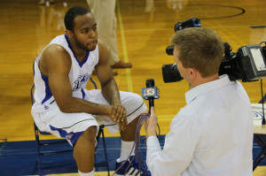 Student-Athlete Quotes - 2012 Men's Basketball Media Day