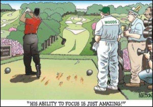 ... with weapons singularly ill designed for the purpose funny golf quotes