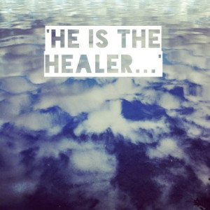 Food for the Soul: Day 8 – Healing