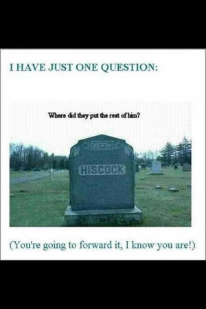 sick and twisted quotes death headstone cemetery sick and twisted life ...