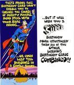 Happy Birthday Superman Ecard Birthday