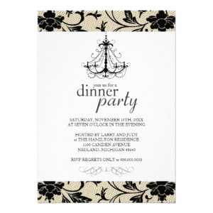 dinner party invitation wording dinner party invitation wording dinner ...