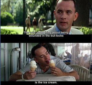 forrest gump famous people and Forrest gump owned a multi-million dollar shrimp company and invested in   unfortunately, the house in which the epic movie was filmed no.