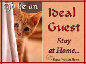 ... ://quotespictures.com/to-be-an-ideal-guest-stay-at-home-funny-quote
