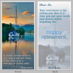 Retirement Quotes For Your Boss ~ Happy Retirement Wishes for Your ...