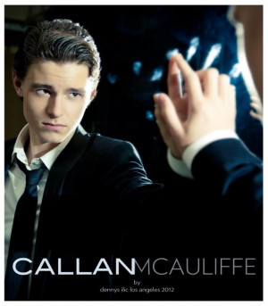 Callan McAuliffe [Actor - The Great Gatsby | I Am Number Four ...