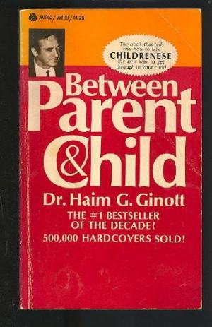 Haim Ginott Congruent