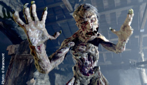 "Grendel in the movie ""Beowulf"""