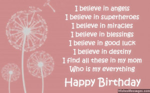 Birthday Wishes for Mom: Quotes and Messages