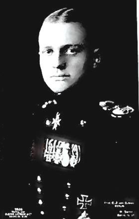 Biographies Of Manfred Von Richthofen