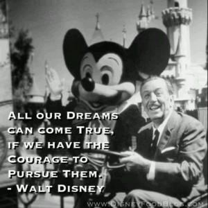 Great Disney quote
