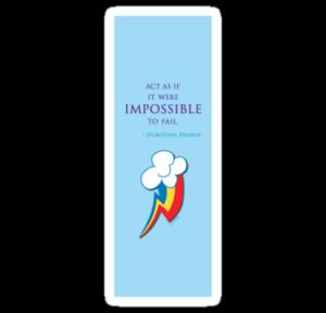Joss Day › Portfolio › MLP Inspirational Quotes - Rainbow Dash