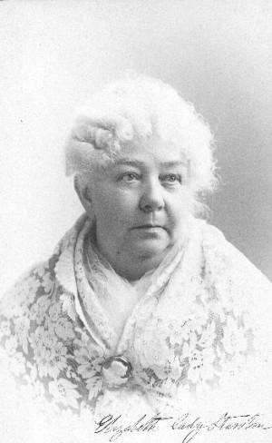 Elizabeth Cady Stanton Elizabeth cady stanton
