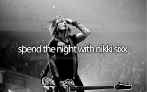 Nikki Sixx quotes | wish # anything # celebrity # nikki sixx