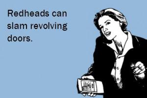 Funny Redhead Cartoon Ecards: Red Hair, Funny Redheads, Redheads Y ...