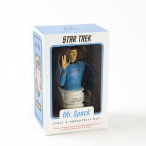 Mr. Spock - Logic and Prosperity Box