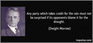 More Dwight Morrow Quotes