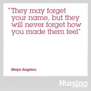 Big thank you to all #nurses.