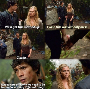 The 100 // The CW //