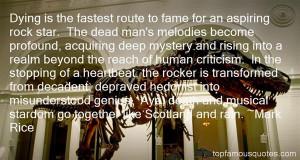 Top Quotes About Misunderstood Genius