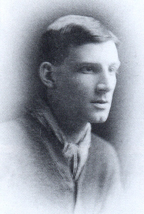 Siegfried Sassoon (September 8, 1886 – September 1, 1967)