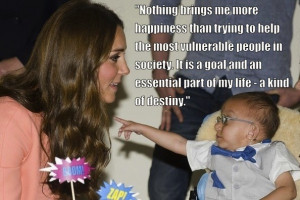 11 Examples of How Kate Middleton Is Living Up to Princess Diana's ...
