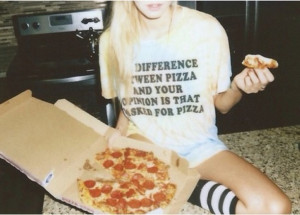 ... quote on it funny funny shirt pizza shirt sassy white black black and