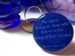... Quote Ring For Positive Influence Spiritual Growth Metaphysical