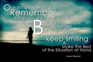 Quotes To Keep You Going In Hard Times ~ Excellent Quotes with Images ...