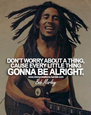Bob Marley Weed Quotes And...
