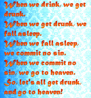 Quotes let's all get drunk