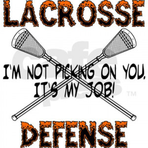 How to Play Defense in Men's Lacrosse