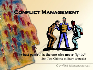 Conflict Management - Download as PowerPoint