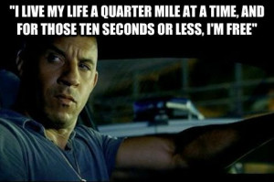 Fast and Furious | Vin Diesel :D