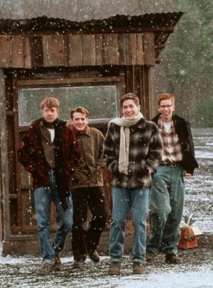 Still of William Lee Scott, Jake Gyllenhaal, Chad Lindberg and Chris ...