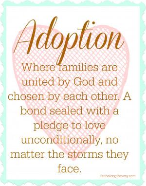 adoption quotes