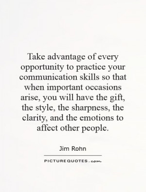 Importance Of Communication Quotes
