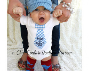 Baby Boy Quotes From Daddy Baby boy personalized tie
