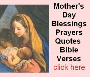 Mother Day Biblical Quotes Top 10 Mothers Day Bible Verses For Cards ...