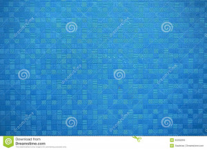 ... blue wall with small squares and lines in it backdrop background