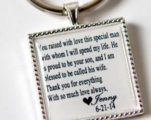 ... parents wedding gift, wedding gift parents, parents of groom gift