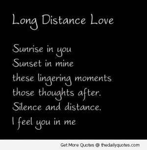 ... Distance Friendship Quotes Sayings Long Distance Love The Daily Quotes