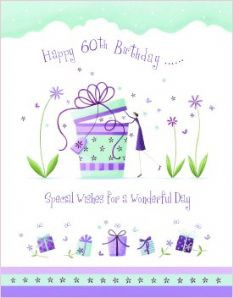 Happy 60th Birthday Wishes Happy 60th birthday wishes
