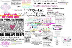 Quotes Collage Image